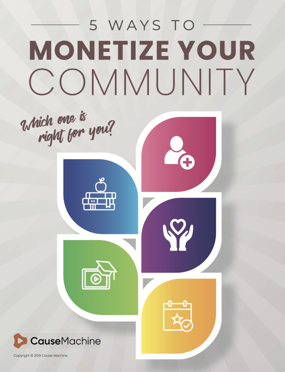 5 ways to monetize your community